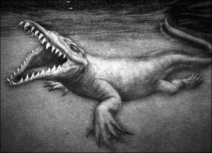 river-monster