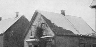 Cox family house