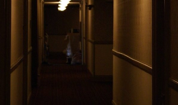 Ghost In Texas Hotel Room