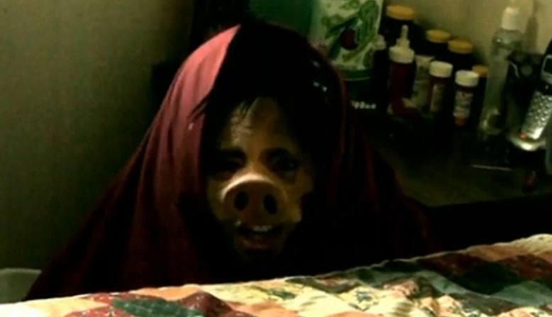 Demonic Pig