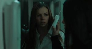 scary telephone call