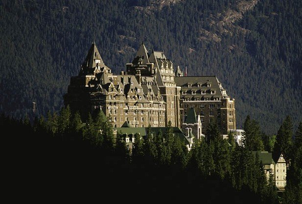 The Banff Springs Most Haunted Hotel In Canada