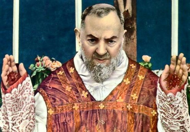 Face To Face With The Mystic Monk Padre Pio Anomalien Com