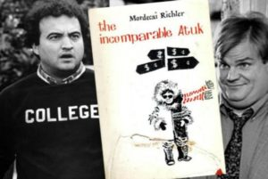 The Incomparable Atuk - satirical novel