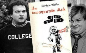 The Incomparable Atuk is a satirical novel by Canadian author Mordecai Richler. It was first published in 1963 by McClelland and Stewart.