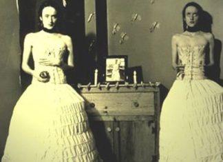 Emilie Sagée Ghostly Twin-Doppelganger