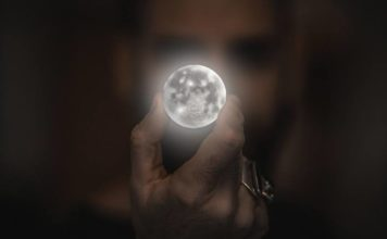 Full moon wish spell