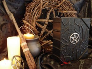 Magick book, magic spells