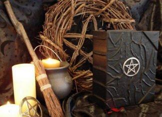 Magick book, magic spells