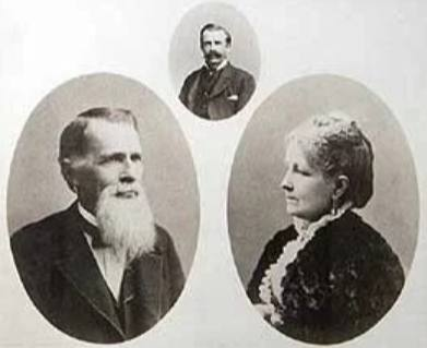 John and Elizabeth Blocher