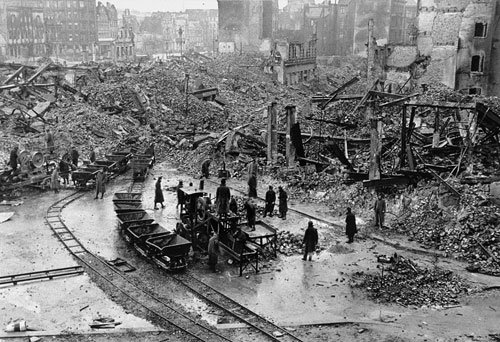 Hamburg bombing