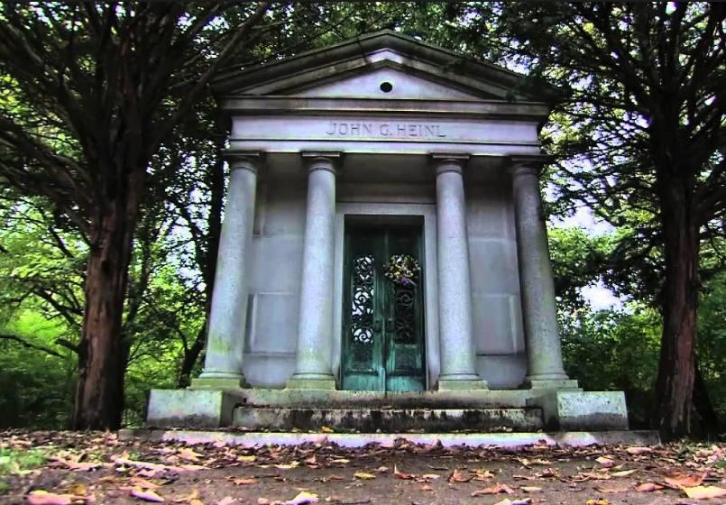 John Heinl mausoleum