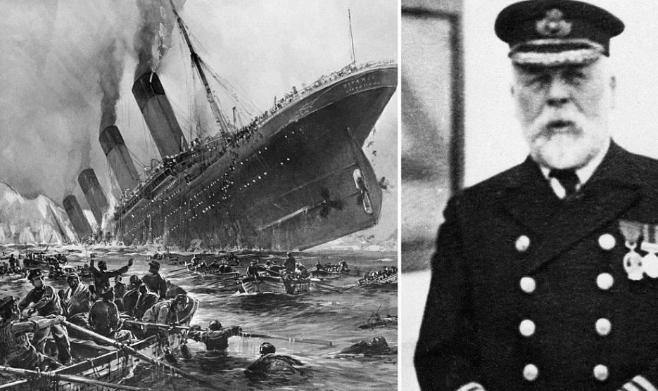 Edward Smith Titanic