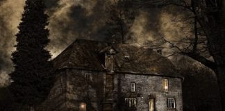 Haunted building