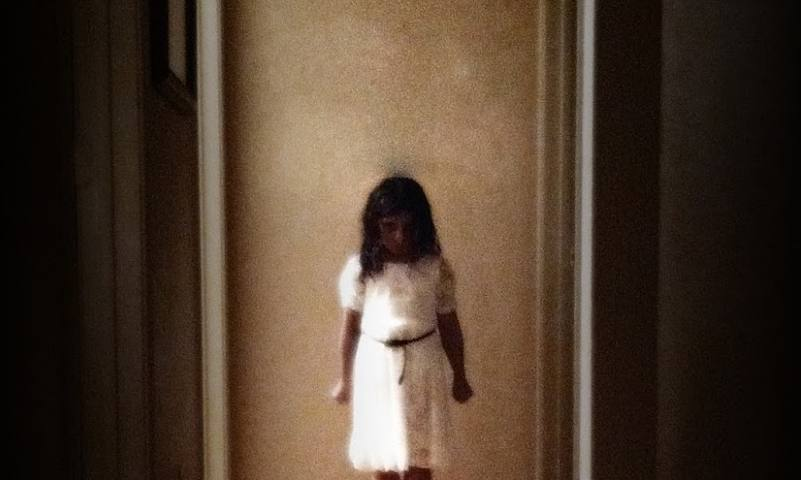 Abigail Townsend ghost