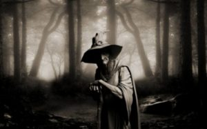 Mary Stockum witch
