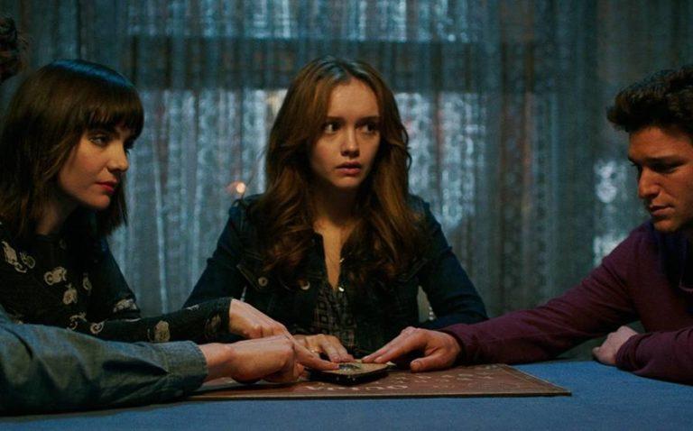 Ouija board students