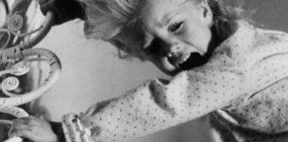Poltergeist and child