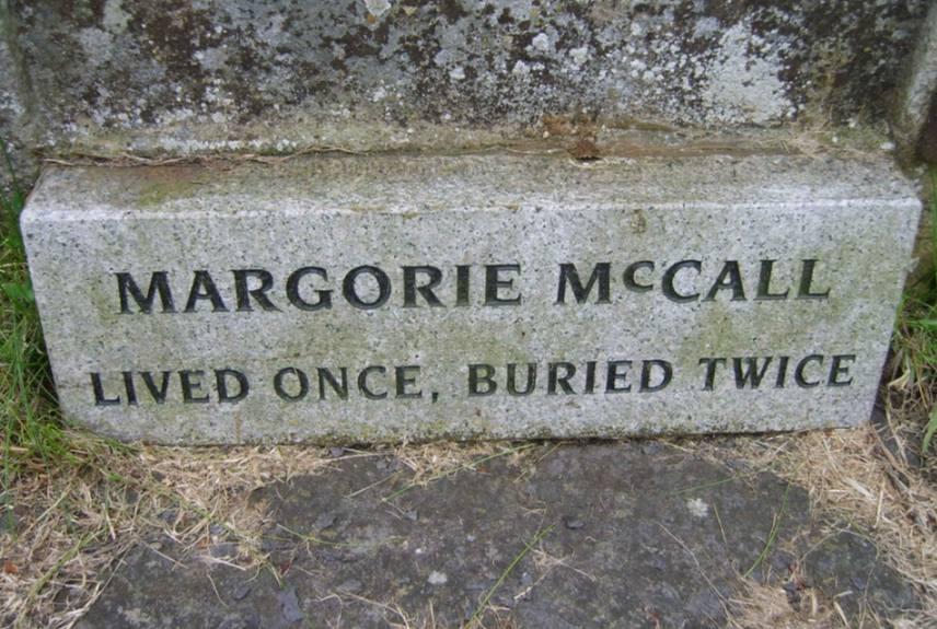 Margorie McCall