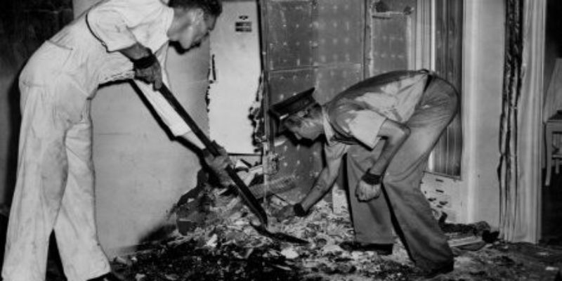 The Spontaneous Human Combustion