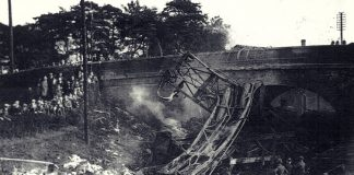 Charfield Train Disaster