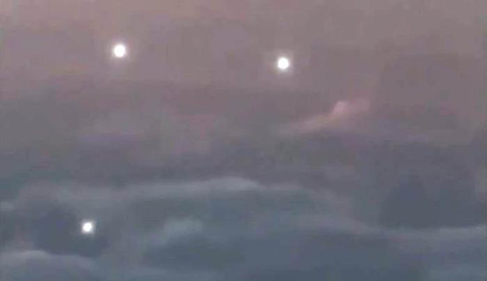 UFO lights