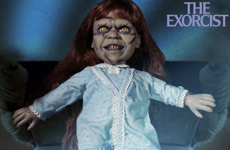 Mezco doll