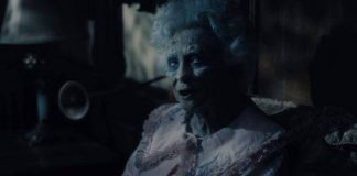 Old woman ghost