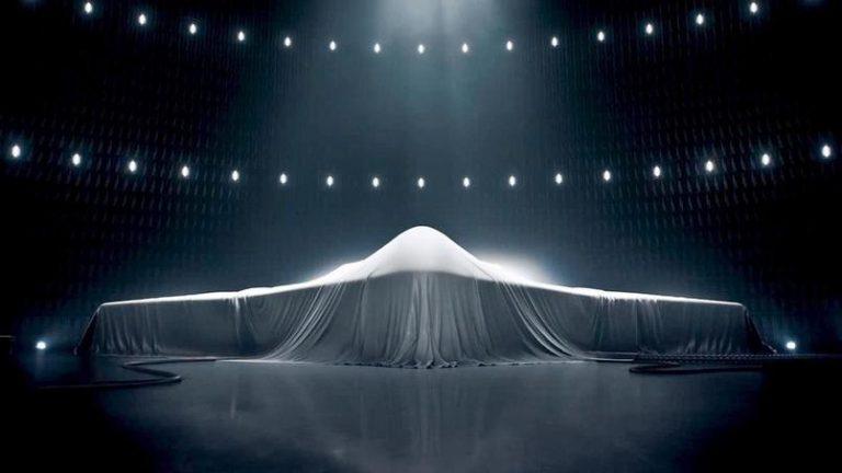 Plane secret pentagon