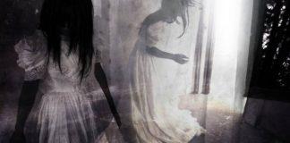 Haunted Wedding Dress