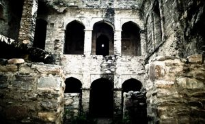 Haunted fort of Bhangarh