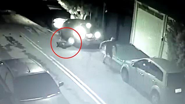 Robbing pastor