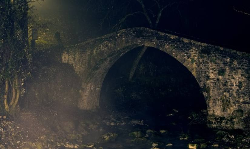 Haunted bridge