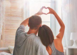 Love home couple