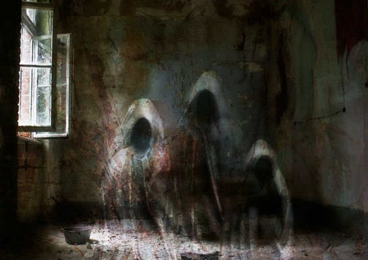 Hauntings types