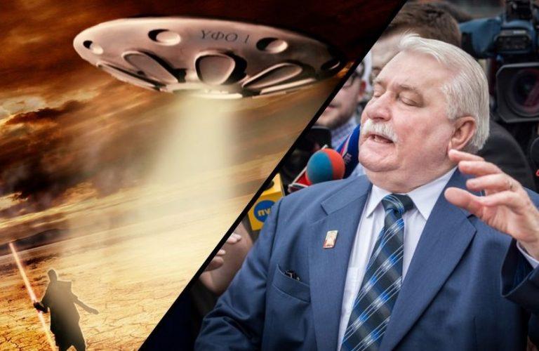 Lech Walesa UFO