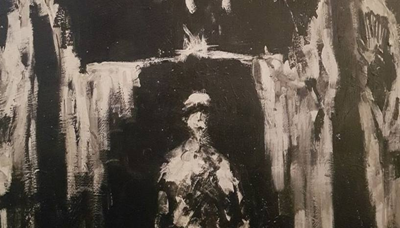 Eerie painting