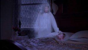 phantom, ghost, sleeping girl
