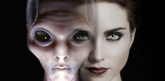 Aliens humans