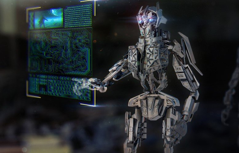 AI, robot