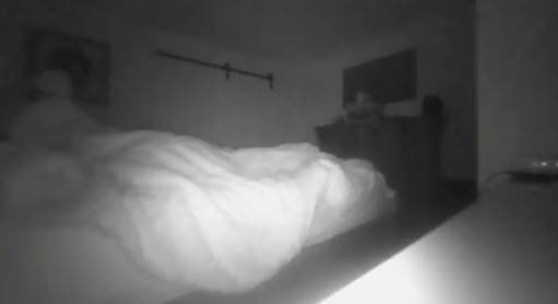 Bed ghost