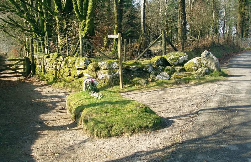 Jay's Grave, Dartmoor