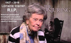 Lorraine Warren Died