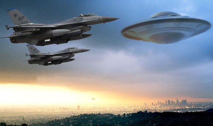 UFO military