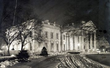 White house ghostss