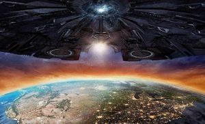 Battle aliens earth