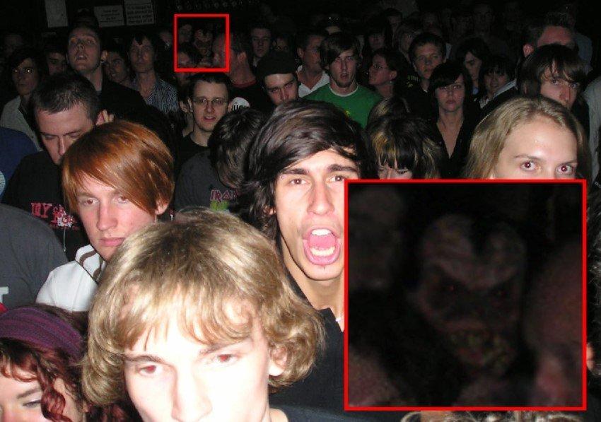 Crowd demons