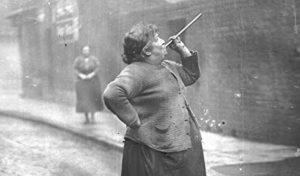 Mary Smith Knocker Upper