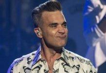 Robbie Williams paranormal