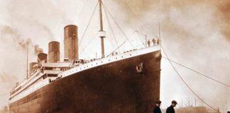 Titanic real photo